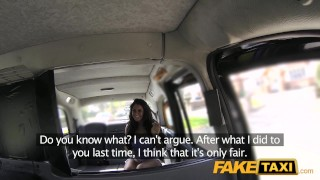 Fake Taxi Knee high boots big arse and tits faketaxi rough dogging blonde british rimming deepthroat spycam big-tits public big-boobs pov uk brunette boots camera point-of-view high-heels