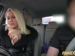 Fake Cop Policemans cock gives blonde multiple orgasms