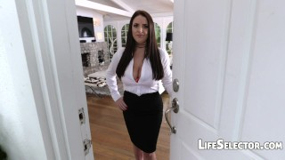 The Cotenant  gina valentina point of view big tits angela white brazilian interactive blowjob thick lifeselector hardcore footjob latina drilled doggystyle bald pussy natural tits titty job interactive porn