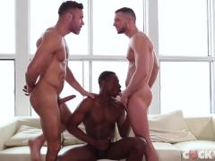 Manuel Skye, Matthew Parker & River Wilson