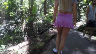 SECRETCRUSH - Flashing Babe In Crowded Public Oiled Waterfalls Pussy Fuck  point of view oil overload public flashing Pov Blowjob outside public young squirting public up skirt orgasm up skirt waterfalls forest nature teen squirt oil pussy fuck