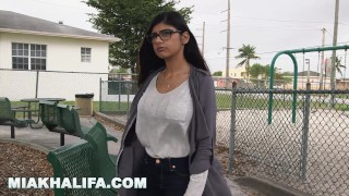 Mia Khalifa Craves Big Black Dick Against Boyfriend's Wishes (mk13769) mia callista muslim sexy big black cock big tits curvy hot mia khalifa pornstar big boobs miakhalifa threesome interracial slim thick lebanese rico strong big black dick arab