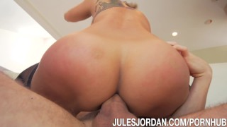 Jules Jordan - Kaylani Lei Gets A Fat Cock Up Her Tight Asian Ass  big cocks ass fuck asian anal natural hd asian tattoo blowjobs julesjordan japanese happy ending anal facial ass to mouth singaporean