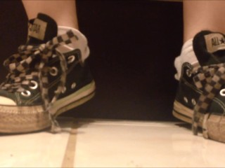 Quick shoe and sock Strip