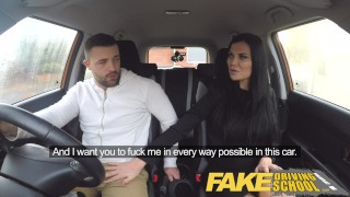 Fake Driving School Jasmine Jae fully naked sex in a car  car sex long hair british porn big tits british blowjob naked cumshot fds 69 fakedrivingschool big boobs black hair porn star car porn fake tits