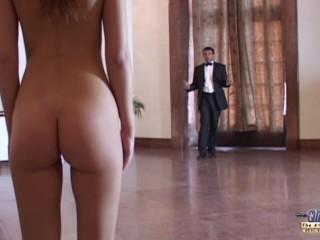 Image Adolescente de la Entrevista de Trabajo se Convierte en Íntimo Inspección, el Jefe se folla su coño