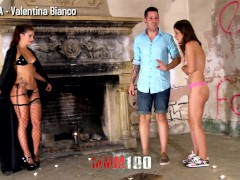 Trailer : Hot threesome after ouija session with the girlfriend