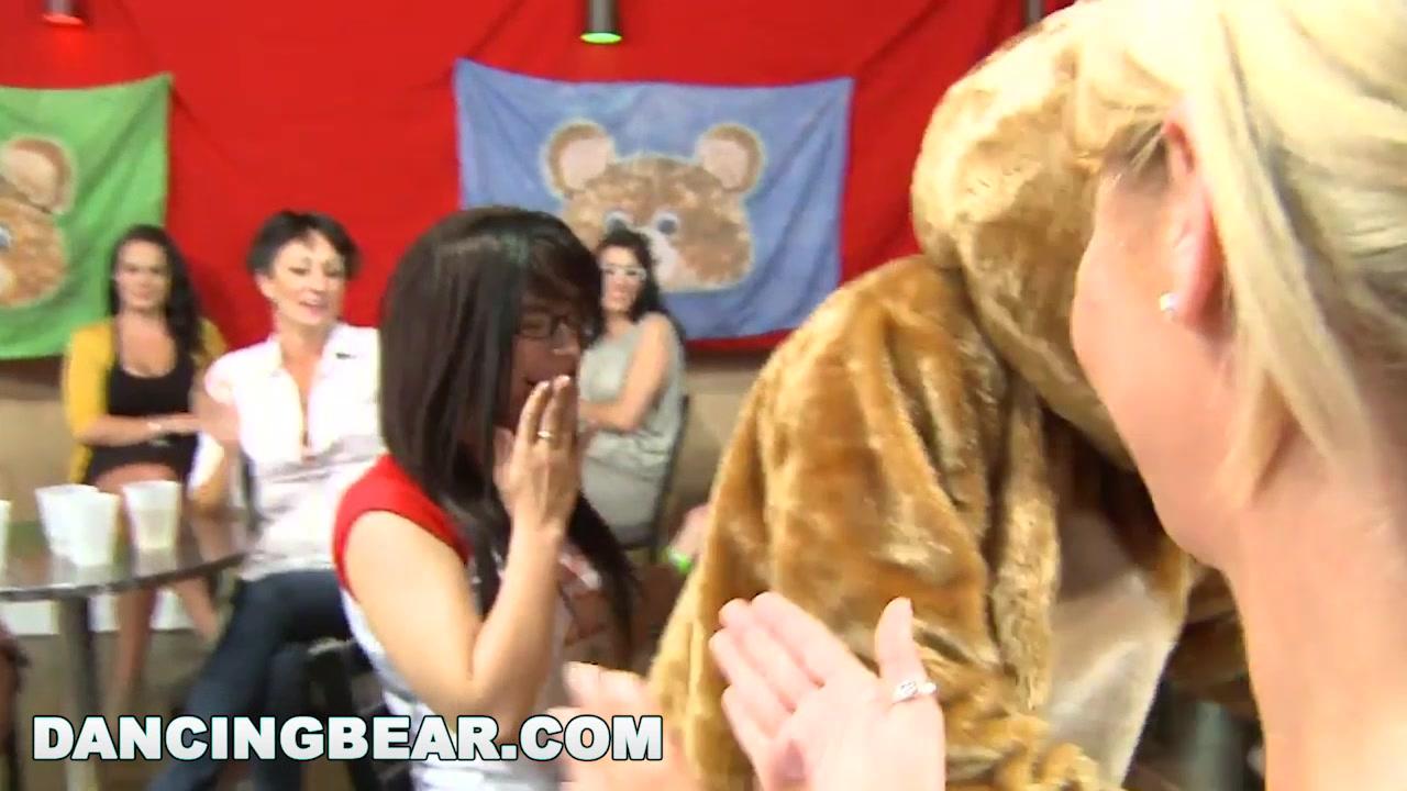 Dick for bear the masses dancing