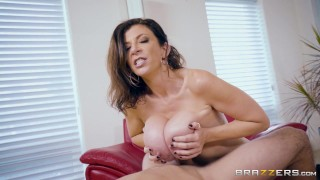 Brazzers - Dirty milf Sara Jay fucks hers sons friend  ass big cock booty mom blonde pov brazzers pounded milf doggy butt mother big boobs sons fake tits momy huge tits