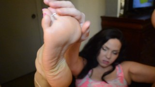KammieSoles {cuckold foot joi}  latina foot fetish cuckold feet worship latina feet foot soles brunette foot fetish feet latina latin foot worship brunette feet soles joi latina feet joi foot job feet joi