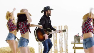 Puss In Boots - Wheeler Walker Jr - Pornhub Exclusive celebrity redneck big-tits big-ass gangbang guitar big-titties big-boobs tattoo ass-shaking wheelerwalkerjr wheeler-walker-jr music pmv big-dick fake-tits