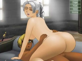 Medieval Whores Sex Game