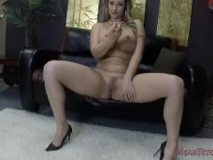 EvaNOTTY - HOT HOT HOT - Slave - foot-pussy-asshole tease