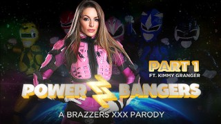 Power Bangerz – A Brazzers XXX Parody