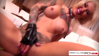 FirstClassPOV – Shove Your Dick In The Tight Asshole Of Kleio Valentien