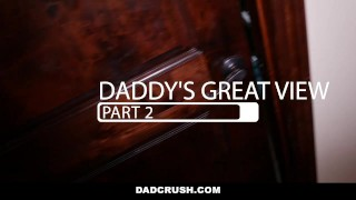DadCrush - Bribing my Hot Step-Daughter To Fuck  step father dad fucks daughter point of view step daughter teen cumshot small tits pov liza rowe young smalltits petite bigcock teenager dadcrush stepdad step daddy