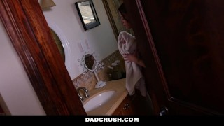 DadCrush - Bribing my Hot Step-Daughter To Fuck young step-daughter point-of-view dad-fucks-daughter dadcrush teen cumshot step-daddy small-tits smalltits pov liza-rowe stepdad step-father bigcock petite teenager