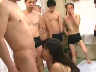 CLOWN WARNING Subtitled Japanese bizarre blowjob lineup