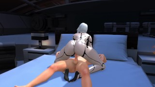 Love Machine - 2  girl on top 3d hentai riding hentai hd femdom anime 3d cowgirl story straddle 60fps uncensored