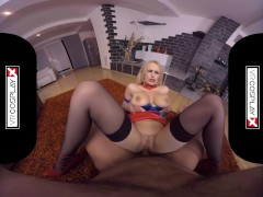 Supergirl POV HUGE TITS Milf Fucked Hard in VR Angel Wicky VRCosplayX.com