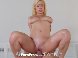 image Pornpros busty blonde kylie page sexual massage and fuck
