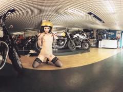 031 - trailer - FOXY SANIE - 3DVR180 content - by Bravo Models