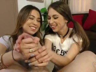 Sibling Rivalry! - Riley Reid, Melissa Moore