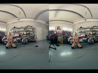 027 - trailer - DAISY LEE - Bikesandbabes.TV - 3DVR180 - by Bravo Models