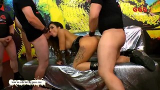 Little Mira Cuckold Is back for more hardcore pounding - German Goo Girls german hardcore curvy blowjob teen groping germangoogirls mira cuckold bukkake deutsch brunette cuckold gang bang cum shots romanian extreme facial