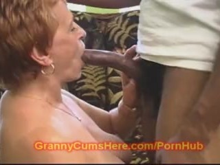 Retired slut teacher FUCKS her Student