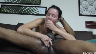 Ass Cleaning Veronica Avluv Takes Complete Control!