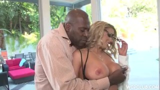 Cut To The Chase finger fucking hardcore student handjob big black cock big tits blonde shaved pussy big ass blowjob babe pornstar deepthroat wcpclub interracial stockings