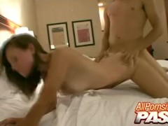 Analed Fucked And Jizzed On Jasmine Tame