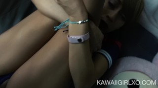 Little Sailor Girl Gives Up Her Ass  ass fuck homemade cosplay one mouth cumshot dsl young hardcore drilled costume teenager facial kawaii girl cam girl