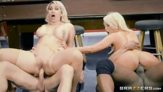 Brazzers - Cuckold Jackpot  big ass big tits big cock cheating cuckold lesbo blonde thick foursome white brazzers pounded couples spanish latina big boobs natural tits hard fast fuck
