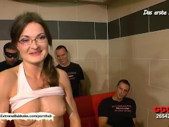 gangbang hardcore Nerdy librarian Manu is back for more cock Sperm – Extreme Bukkake