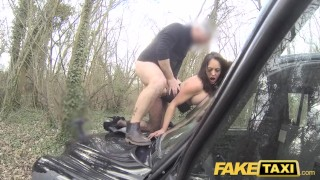 Fake Taxi Street lady fucks cabbie for cash  car sex point of view taxi british oral amateur public pov english rimming reality rough dogging mother big boobs camera faketaxi huge tits