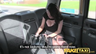 Fake Taxi Street lady fucks cabbie for cash  point of view british oral amateur public pov english camera rimming reality rough dogging mother big boobs faketaxi taxi huge tits car sex