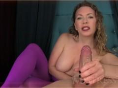 Mistress T Dirty Talk Handjob