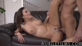 NubileFilms - Sneaked Away To Fuck My Best Friends Husband ass hard fast fuck big cock sensual nubilefilms young hardcore blowjob romantic sex big natural tits big boobs cumshot vanessa decker reverse cowgirl cowgirl doggystyle