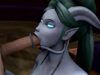 Tentacles Of Darnassus - World Of Warcraft