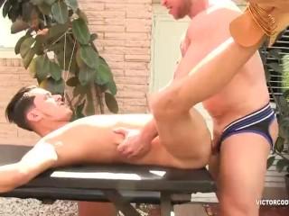 Daxton Ryker Barebacks Cesar Xes