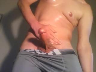 Oil Stroke