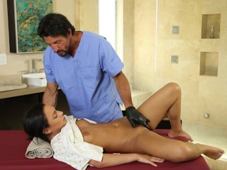 NuruMassage Pervy Gyno Lives Out Fantasy