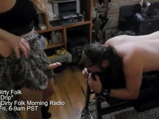 """Dick Drip"" - Private Dick Penetrates the Brown Eye Gang. Sexy Sexy."