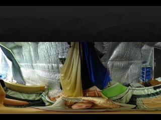Hidden Cam Interactive Play Summer studio HD 4K 360 VR