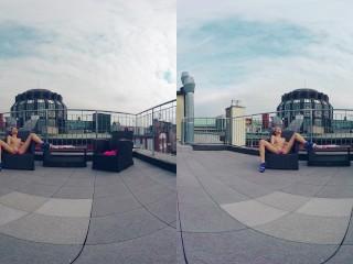 049 - trailer - SARAH KAY - BravoSexy - 3DVR180 content - by Bravo Models