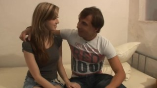 18videoz - Sex for cash turns shy girl into a slut  jerk off riding kissing blowjob young piercing teens cumshots pussy brunette czech european shaved teenager doggystyle natural tits 18videoz