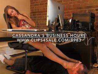 Cassandra's Business Hours - www.c4s.com/8983/17509066
