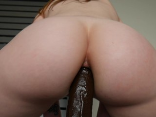 "Ashley Alban - A bbc in Ash""s ass"